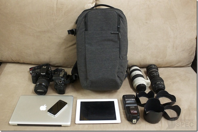 Review Incase DSLR Pro Pack 67