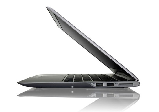 Samsung Series 5 Ultrabook side