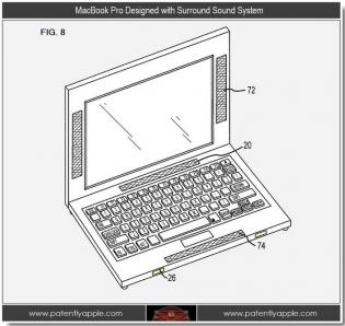 macbook surround sound patent