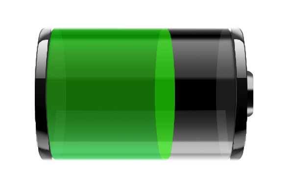 Battery Icon by ApprenticeOfArt