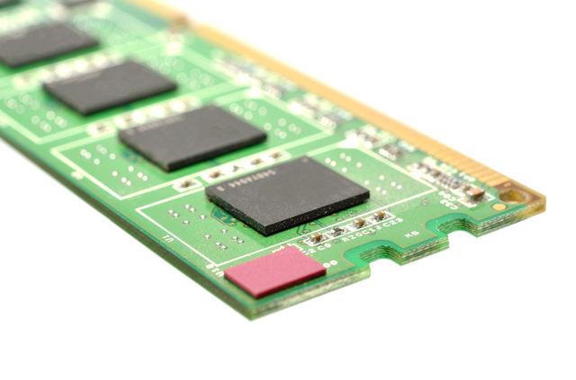 DDR RAM large verge medium landscape