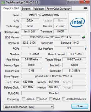 GPU-Z3 3000HD