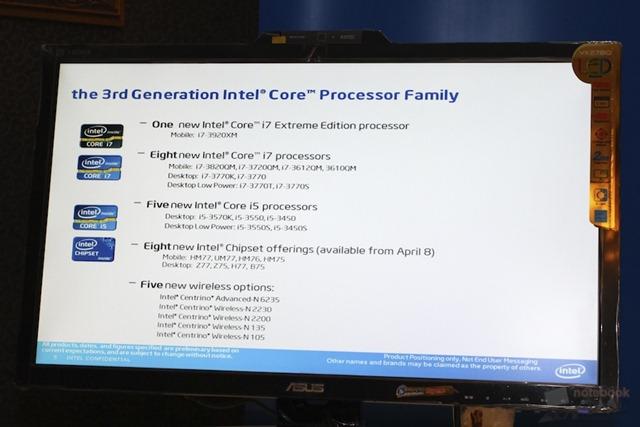 Intel Ivy Bridge 6