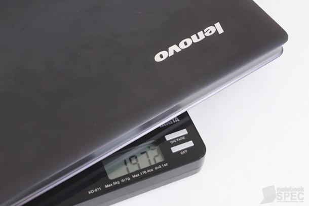 Lenovo IdeaPad U400 Review 1