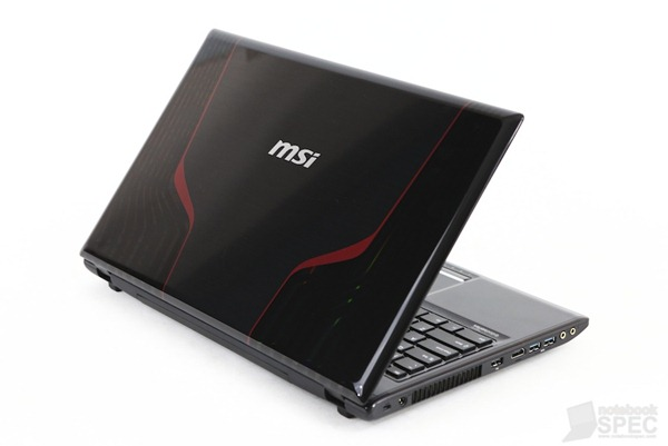 MSI GE60 Review - NBS 25
