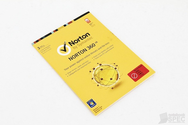 Review Norton 360 V6 1