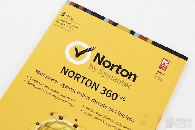 Review Norton 360 V6 2