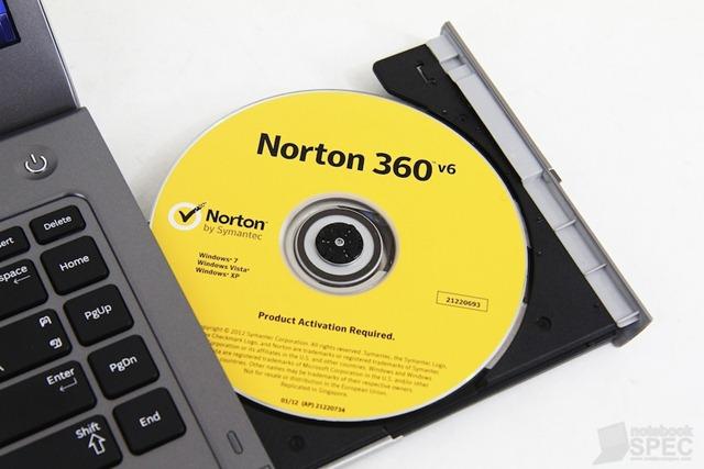 Review Norton 360 V6 4