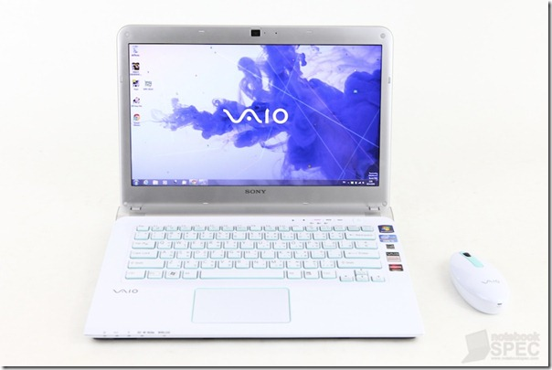 Sony Vaio E 2012 Review 1