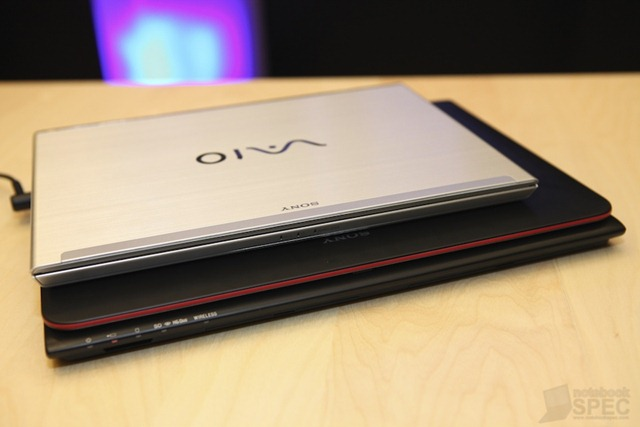 Sony Vaio Ultrabook Hands-On 132