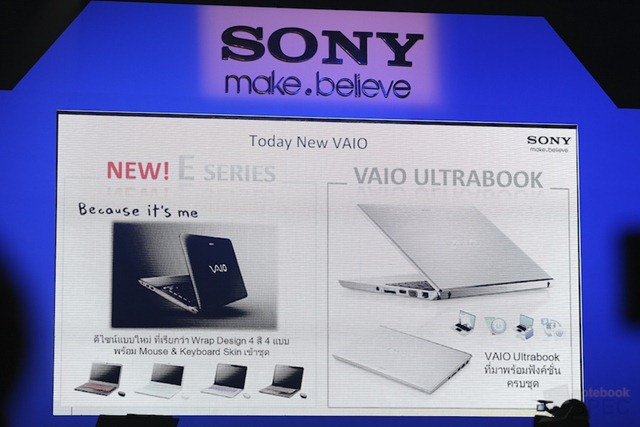 Sony Vaio Ultrabook Hands-On 30