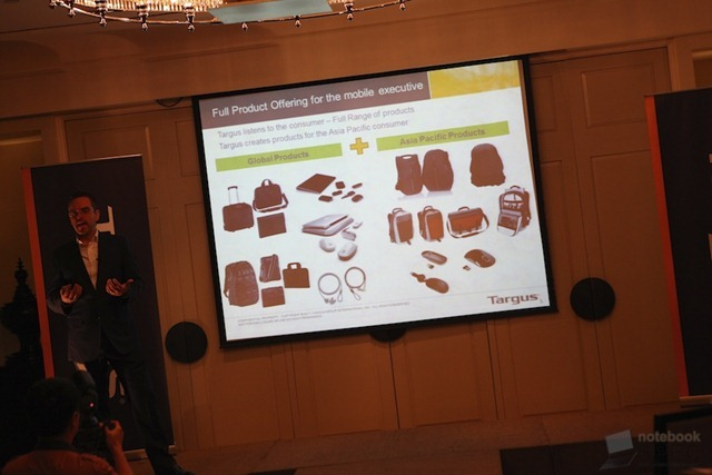 Targus Launch in Thailand 20