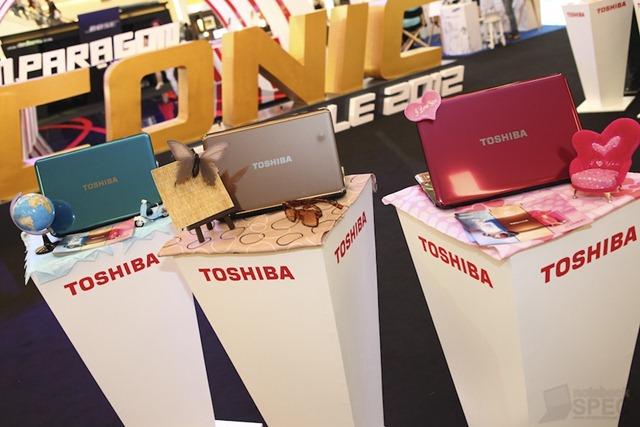 Toshiba Satellite 2012 11