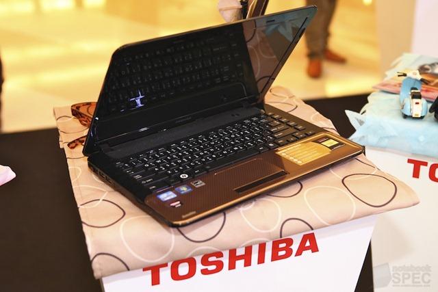 Toshiba Satellite 2012 12