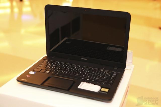 Toshiba Satellite 2012 52