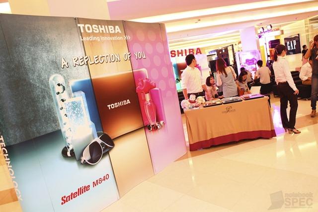 Toshiba Satellite 2012 64
