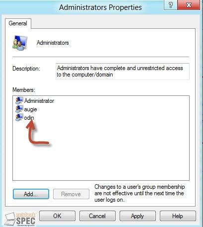 add user 09