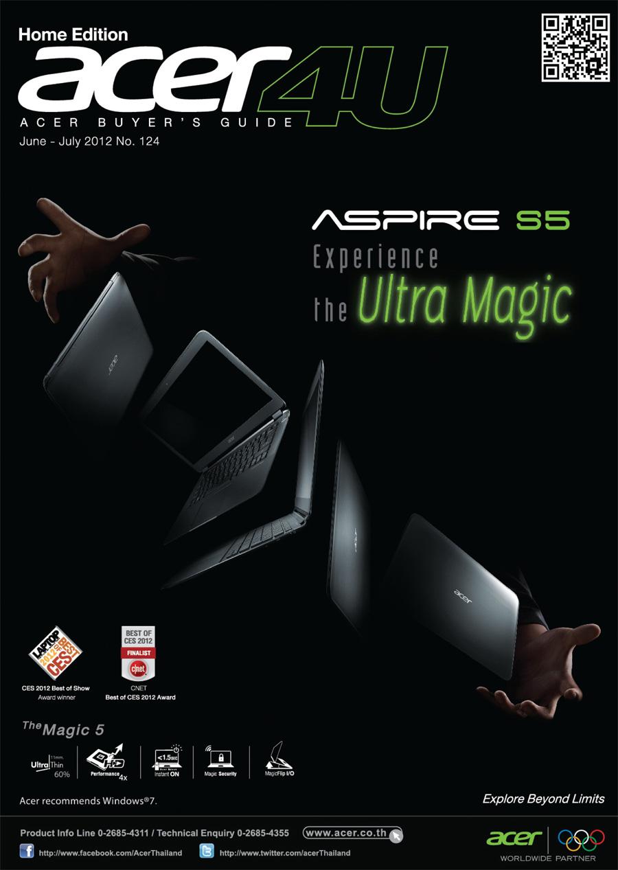 Acer 4 U June July 2012 1ab