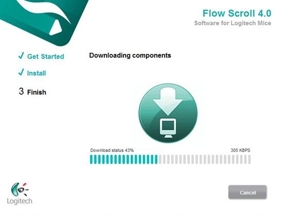 Flow Scroll Setup 1
