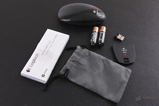 Logitech m600 Touch Mouse Review 4