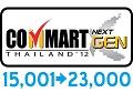 มาฟันธง Commart Next Gen 2012 กันต่อกับงบ 15,001 > 23,000 บาท