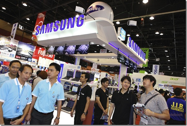 Samsung Commart Next Gen 2012 1