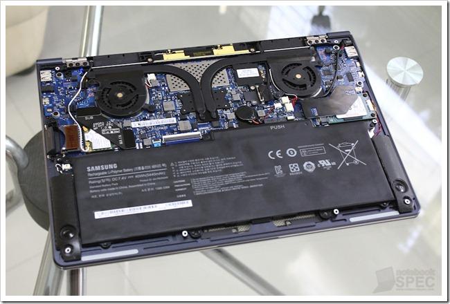 Samsung Series 9 Ultrabook Review 36