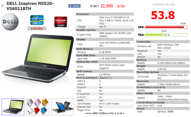 dell-n5520