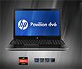 HP Pavilion dv6 มาพร้อมชิปประมวลผล AMD Trinity A8 และชิปกราฟิก HD7640G ตอนนี้