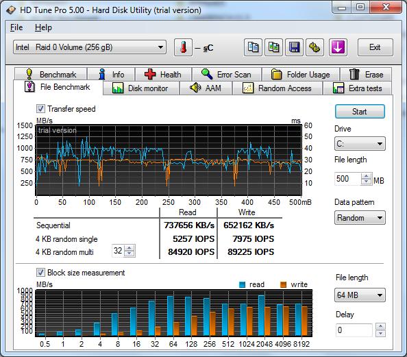 Acer S5 HDTune 03