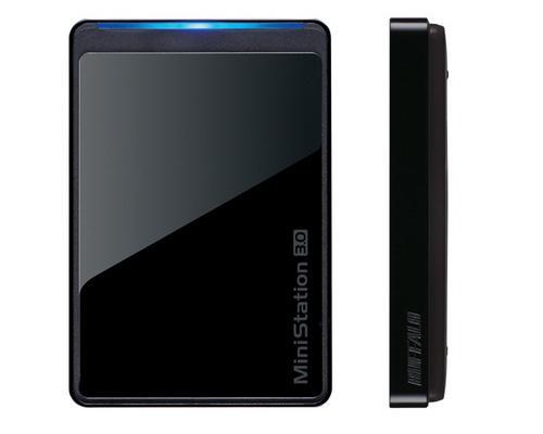 Buffalo MiniStation Stealth USB3