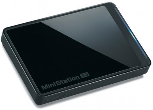 Buffalo MiniStation USB 3.0 Hard Drive 01