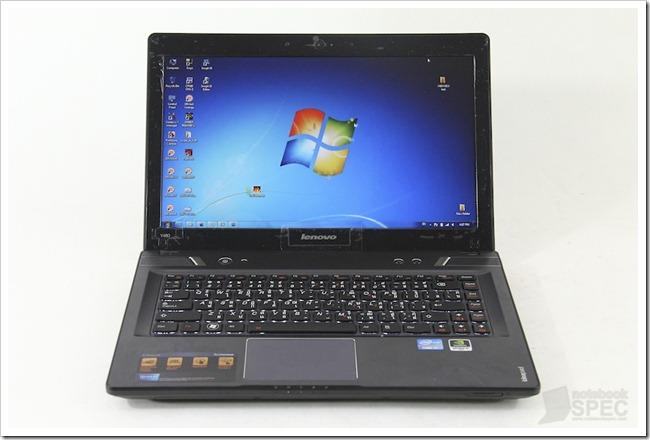 Lenovo IdeaPad Y480 GT 650M 2