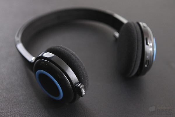 Logitech h600 Wireless Headset Review 18