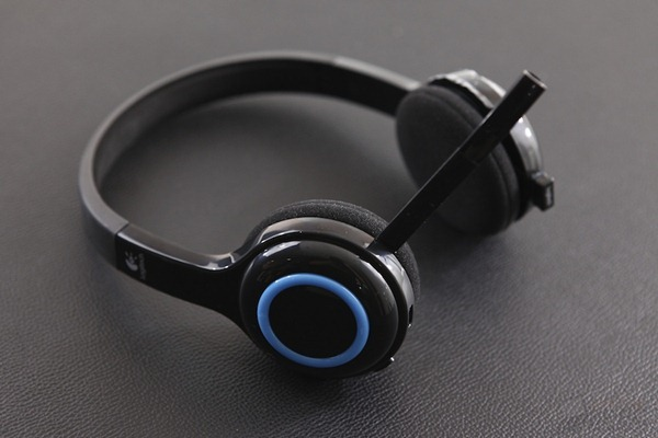 Logitech h600 Wireless Headset Review 19