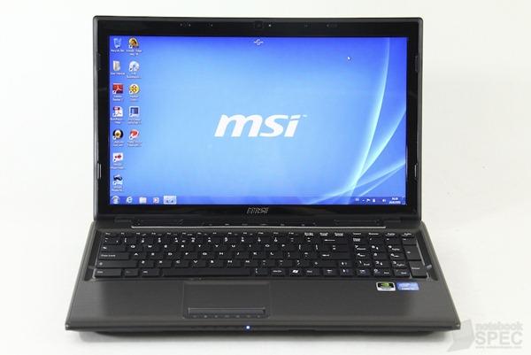 MSI CX60 Review 1