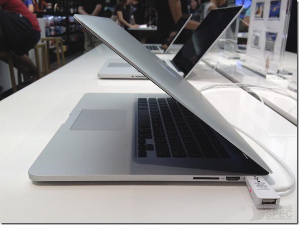 MacBook Pro with Retina Display Hands-On  11