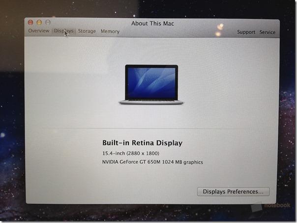 MacBook Pro with Retina Display Hands-On  15