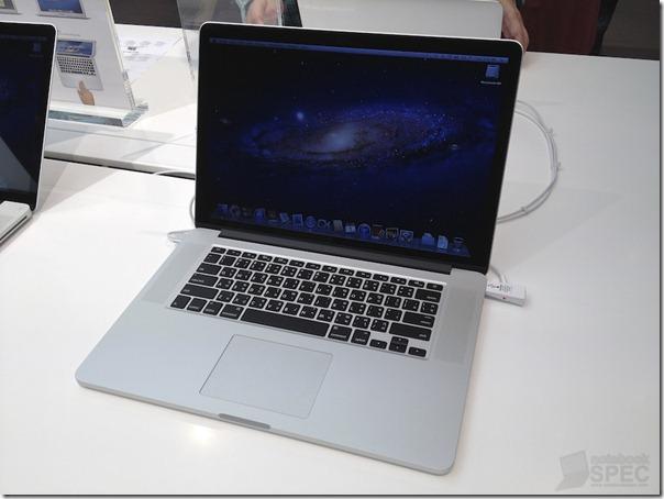 MacBook Pro with Retina Display Hands-On  35