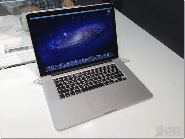 MacBook Pro with Retina Display Hands-On  36