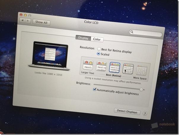 MacBook Pro with Retina Display Hands-On  43
