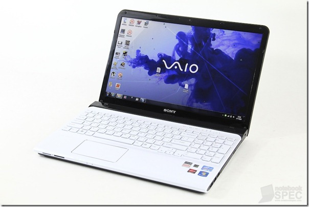Sony Vaio E15 2012 Review 2