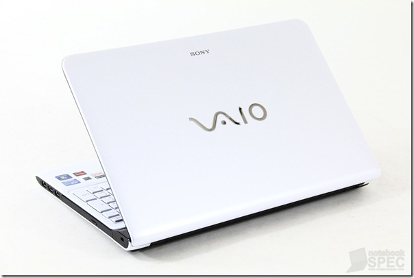 Sony Vaio E15 2012 Review 5
