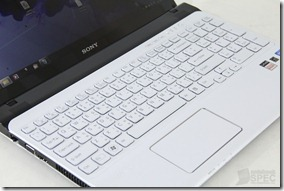 Sony Vaio E15 2012 Review 7