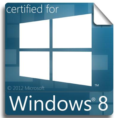 Win 8 Certified