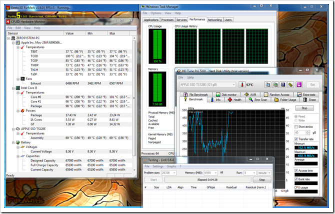 fan-temp-benchmarking