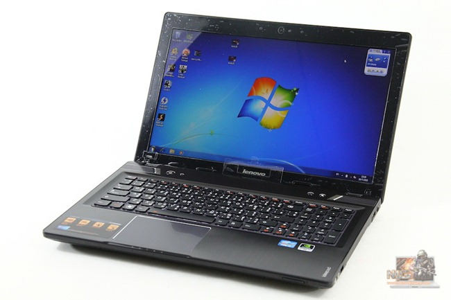 Lenovo IdeaPad Y580 Review 3