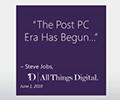 Microsoft แย้ง Apple นี่ไม่ใช่ยุคหลัง PC จากที่ Steve Jobs เคยพูด แต่เป็นยุค PC+ ต่างหาก !!!