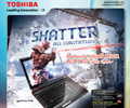 Toshiba จัดโปรโมชั่นโน้ตบุ๊ก Qosmio F750-1012XT แถมฟรี Regza LED TV32