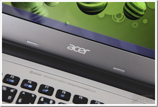 Acer Aspire V5 Review 12